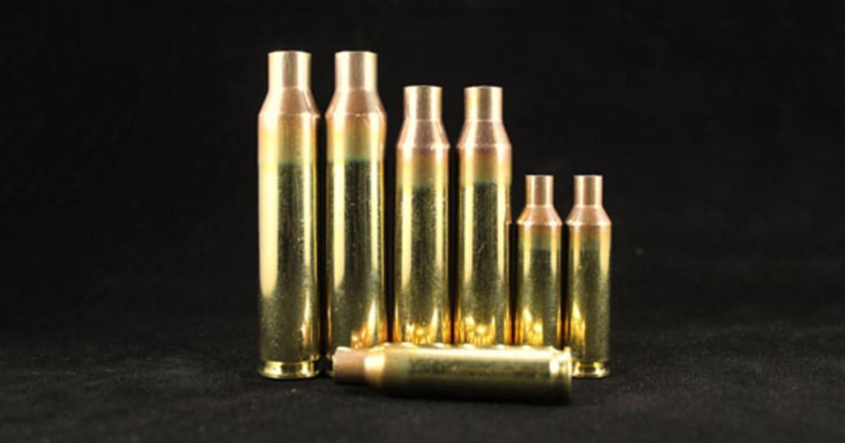 Peterson Cartridge | Match-Grade Brass Rifle Casings