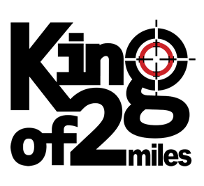 King of 2 Mile Logo