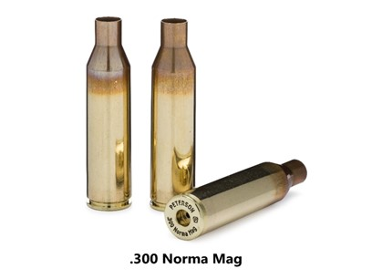 Peterson Cartridge - .300 Norma Mag
